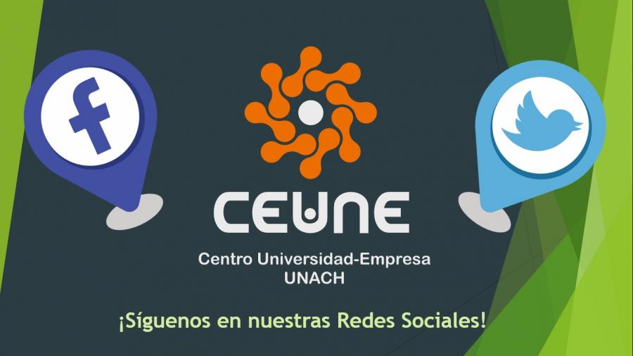 ¡Síguenos en nuestras Redes Sociales!