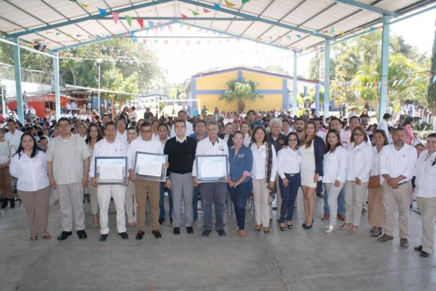 CECyTE Chiapas obtiene la certificación ISO 9001-2015
