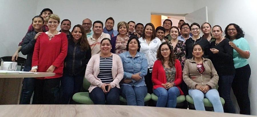 VINCULACIÓN CON EL AYUNTAMIENTO DE TUXTLA GUTIÉRREZ Y LA RED DE INCUBADORAS DE CHIAPAS.