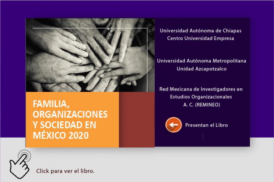 FAMILIA, ORGANIZACIONES Y SOCIEDAD EN MÉXICO 2020