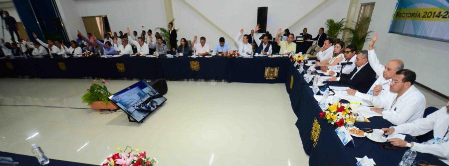 Aprueba Consejo Universitario Especialidad en Agricultura Familiar y Negocios del Centro Universidad Empresa (CEUNE)