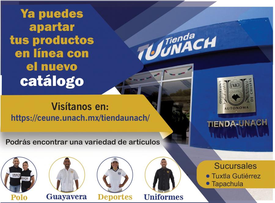 Catalogo Tienda Unach